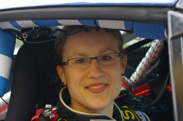 Co-Driver: Katrin